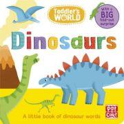 Toddler's World: Dinosaurs - Pat-a-Cake