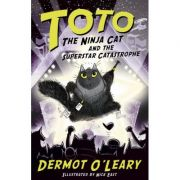 Toto the Ninja Cat and the Superstar Catastrophe - Dermot O'Leary