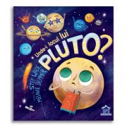 Unde-i locul lui Pluto? - Stef Wade