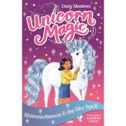Unicorn Magic: Shimmerbreeze and the Sky Spell - Daisy Meadows