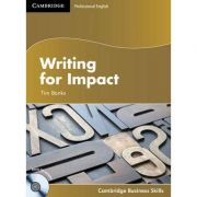 Writing for Impact Student's Book with Audio CD - Tim Banks