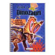 Agenda cu dinozauri