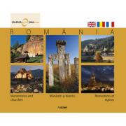 Album Manastiri si biserici - Florin Andreescu