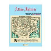 Atlas istoric - D. C. Giurescu