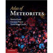 Atlas of Meteorites - Monica M. Grady, Giovanni Pratesi, Vanni Moggi Cecchi