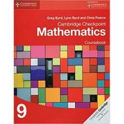 Cambridge Checkpoint Mathematics Coursebook 9 - Greg Byrd, Lynn Byrd, Chris Pearce