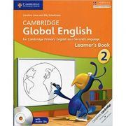 Cambridge Global English Stage 2 Learner's Book with Audio CDs (2) - Caroline Linse, Elly Schottman