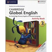 Cambridge Global English Stage 3 Activity Book - Caroline Linse, Elly Schottman