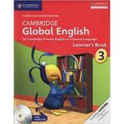 Cambridge Global English Stage 3 Learner's Book with Audio CDs (2) - Caroline Linse, Elly Schottman