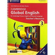 Cambridge Global English Stage 3 Teacher's Resource with Cambridge Elevate: for Cambridge Primary English as a Second Language - Annie Altamirano, Helen Tiliouine, Caroline Linse, Elly Schottman