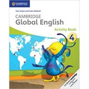 Cambridge Global English Stage 4 Activity Book - Jane Boylan, Claire Medwell
