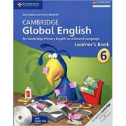 Cambridge Global English Stage 6 Learner's Book with Audio CDs (2) - Jane Boylan, Claire Medwell