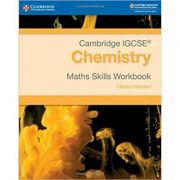 Cambridge IGCSE® Chemistry Maths Skills Workbook - Helen Harden