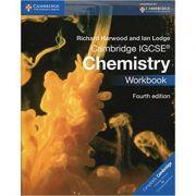 Cambridge IGCSE® Chemistry Workbook - Richard Harwood, Ian Lodge