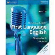 Cambridge IGCSE® First Language English Coursebook - Marian Cox