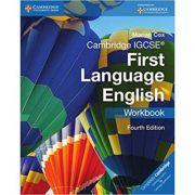 Cambridge IGCSE® First Language English Workbook - Marian Cox