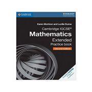 Cambridge IGCSE® Mathematics Extended Practice Book - Karen Morrison, Lucille Dunne
