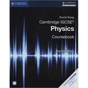 Cambridge IGCSE® Physics Coursebook with CD-ROM - David Sang