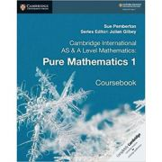 Cambridge International AS & A Level Mathematics: Pure Mathematics 1 Coursebook - Sue Pemberton