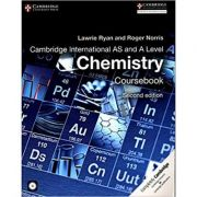Cambridge International AS and A Level Chemistry Coursebook with CD-ROM - Lawrie Ryan, Roger Norris