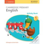 Cambridge Primary English Activity Book Stage 1 Activity Book - Gill Budgell, Kate Ruttle