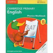 Cambridge Primary English Phonics Workbook B - Gill Budgell, Kate Ruttle