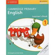 Cambridge Primary English Stage 1 Learner's Book - Gill Budgell, Kate Ruttle