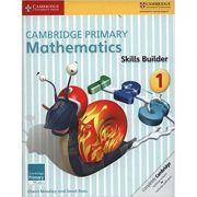 Cambridge Primary Mathematics Skills Builders 1 - Cherri Moseley, Janet Rees