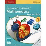 Cambridge Primary Mathematics Stage 1 Learner's Book - Cherri Moseley, Janet Rees
