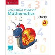 Cambridge Primary Mathematics Starter Activity Book A - Cherri Moseley, Janet Rees