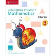 Cambridge Primary Mathematics Starter Activity Book B - Cherri Moseley, Janet Rees