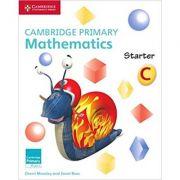 Cambridge Primary Mathematics Starter Activity Book C - Cherri Moseley, Janet Rees