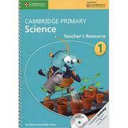 Cambridge Primary Science Stage 1 with CDROM Teacher's Resource with CD-ROM - Jon Board, Alan Cross