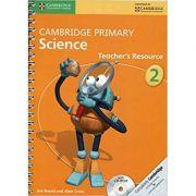 Cambridge Primary Science Stage 2 Teacher's Resource - Jon Board, Alan Cross