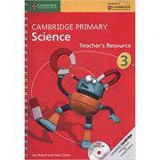 Cambridge Primary Science Stage 3 Teacher's Resource - Jon Board, Alan Cross