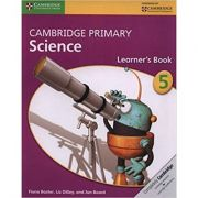 Cambridge Primary Science Stage 5 Learner's Book - Fiona Baxter, Liz Dilley, Jon Board