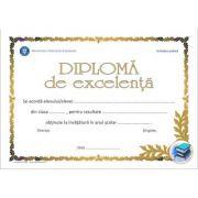 Diploma ciclul gimnazial. Excelenta