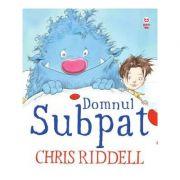 Domnul Subpat - Chris Riddell