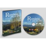 DVD Romania pas cu pas - Florin Andreescu, Mariana Pascaru