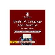 English A: Language and Literature for the IB Diploma Cambridge Elevate Teacher's Resource Access Card - David McIntyre, Tim Pruzinsky