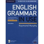 English Grammar in Use Book with Answers and Interactive eBook: A Self-study Reference and Practice Book for Intermediate Learners of English - Raymond Murphy