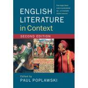 English Literature in Context - Paul Poplawski (editor)