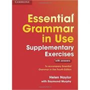 Essential Grammar in Use Supplementary Exercises: To Accompany Essential Grammar in Use Fourth Edition - Helen Naylor, Raymond Murphy