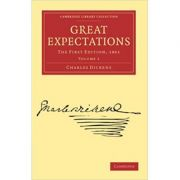 Great Expectations: The First Edition, 1861 - Charles Dickens