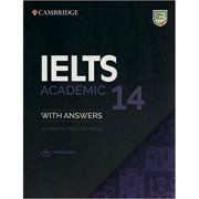 IELTS 14 Academic Student's Book with Answers with Audio: Authentic Practice Tests (IELTS Practice Tests)