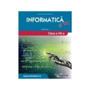 Informatica si TIC. Manual pentru clasa a VII-a - Daniel Popa