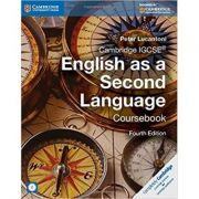 Introduction to English as a Second Language Coursebook with Audio CD - Peter Lucantoni
