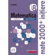 Matematica 2020 Initiere. Algebra, geometrie. Caiet de lucru, clasa a VIII-a. Partea a II-a - Ion Tudor