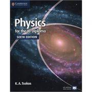 Physics for the IB Diploma Coursebook - K. A. Tsokos