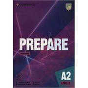 Prepare Level 2 Workbook with Audio Download - Caroline Cooke, Catherine Smith